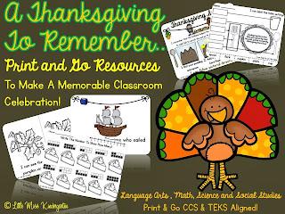 http://www.teacherspayteachers.com/Product/A-Thanksgiving-To-Remember-957841