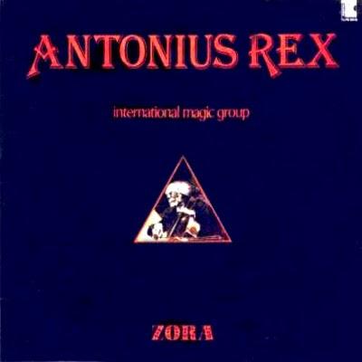 antonius rex zora