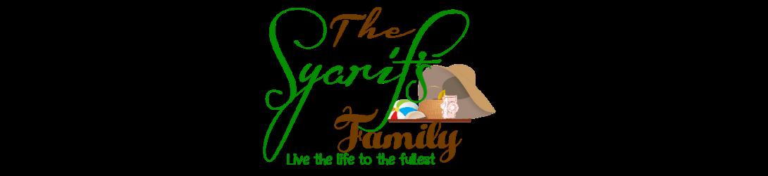 Syarif's Family