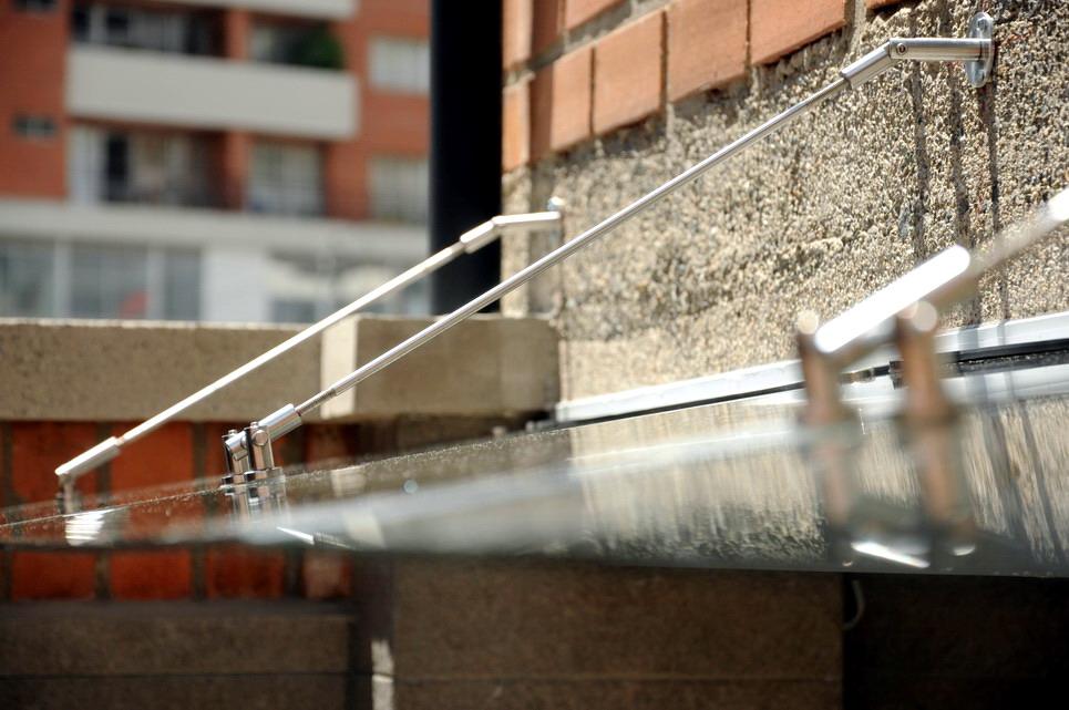 Estructural casa envigado techo en vidrio - Techos de cristal para casas ...