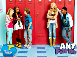 A.N.T. Farm Musical Show Teen Sitcom TV Series | Disney Channel Original Productions