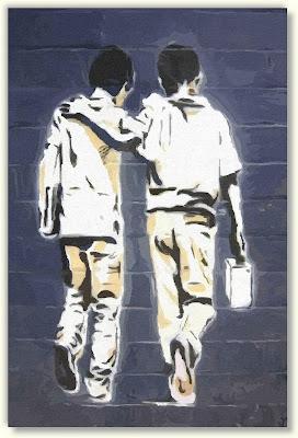 Friends, Amigos, Melhores Amigos, Best Friends, Graffiti