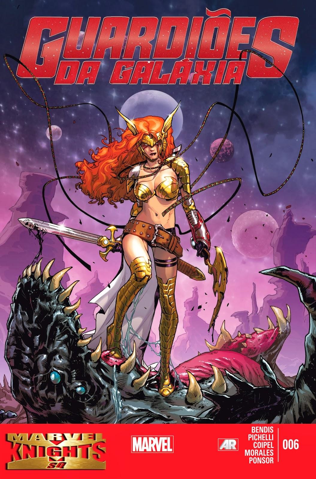 Nova Marvel! Guardiões da Galáxia #6