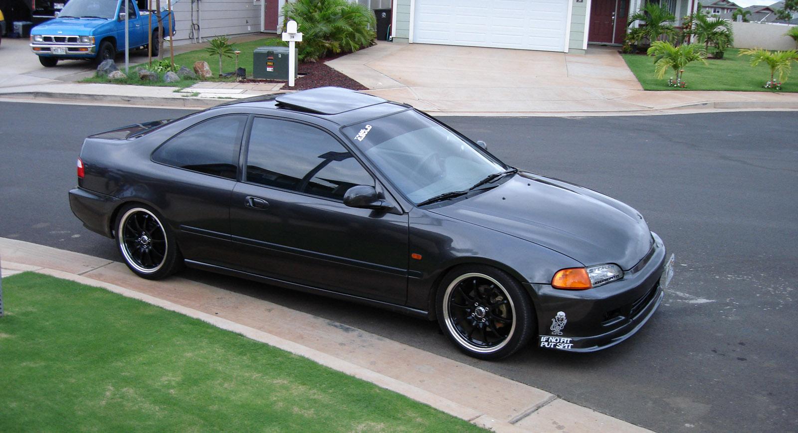 All Type Of Autos Honda Civic Ex