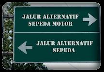 Jalan Alternatif Kota Jogja