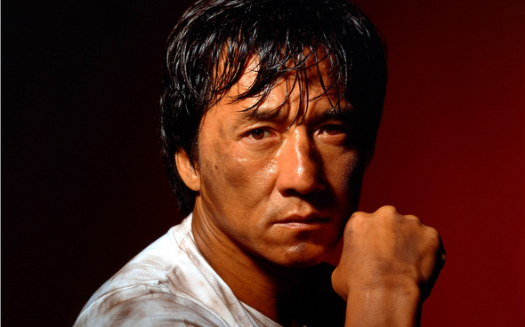 Jackie Chan, actor, portrait, singer