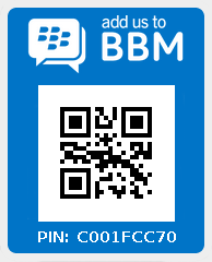 Subscribe To Our BBM Channel