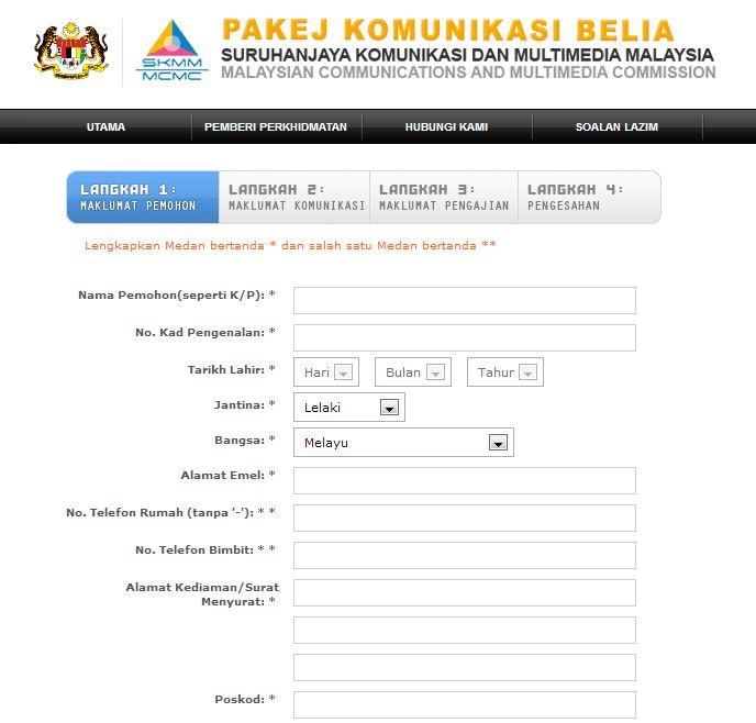 Skmm Daftar