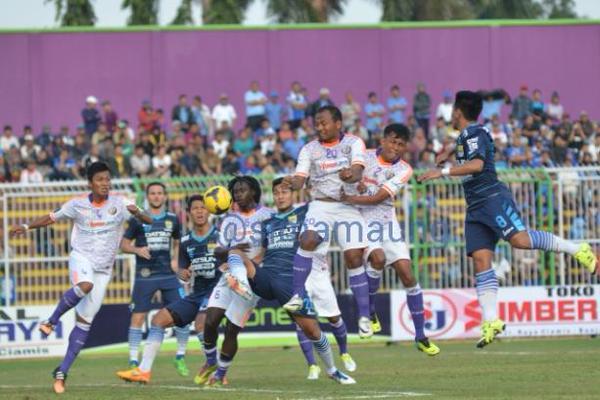 Persib Bandung vs PSG Ciamis