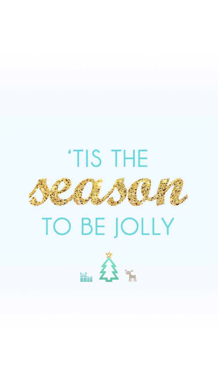 Be Linspired: Winter / Holiday / Christmas Themed iPhone Wallpaper Backgrounds