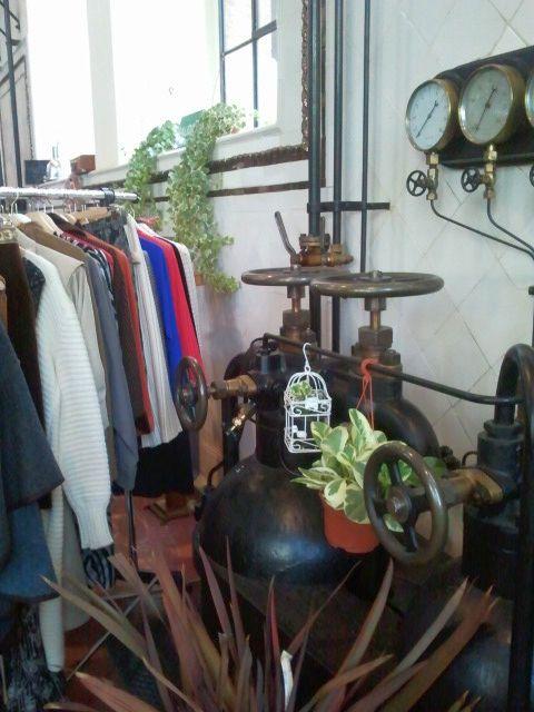 Atelier de kentia decoraci n vintage mercadillo motores for Mercadillo muebles madrid