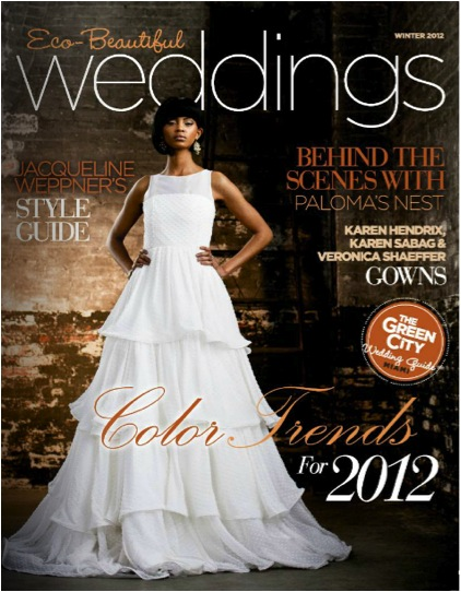 ecobeautiful weddings jacqueline weppner cover