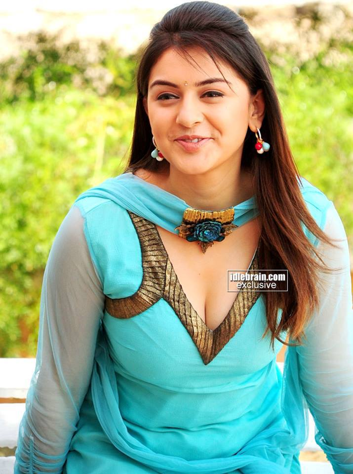 Hansika Motwani Stunning Hot N Sexy Pics - Indian Stunning Actress