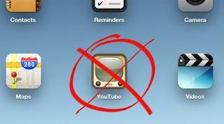 youtube application IOS 6