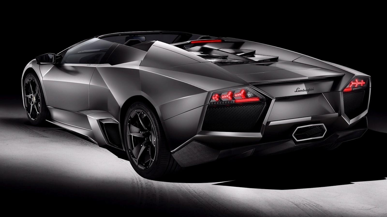 Black Lamborghini Car Wallpapers HD