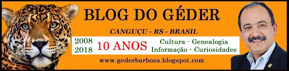 Blog do Géder
