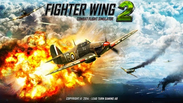 FighterWing 2 Flight Simulator 2.5 mod apk