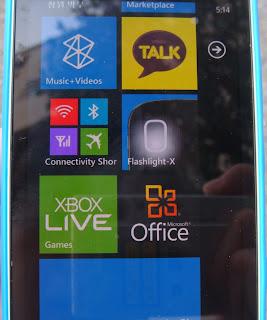 노키아 루미아 900(NOKIA Lumia 900) 사용기