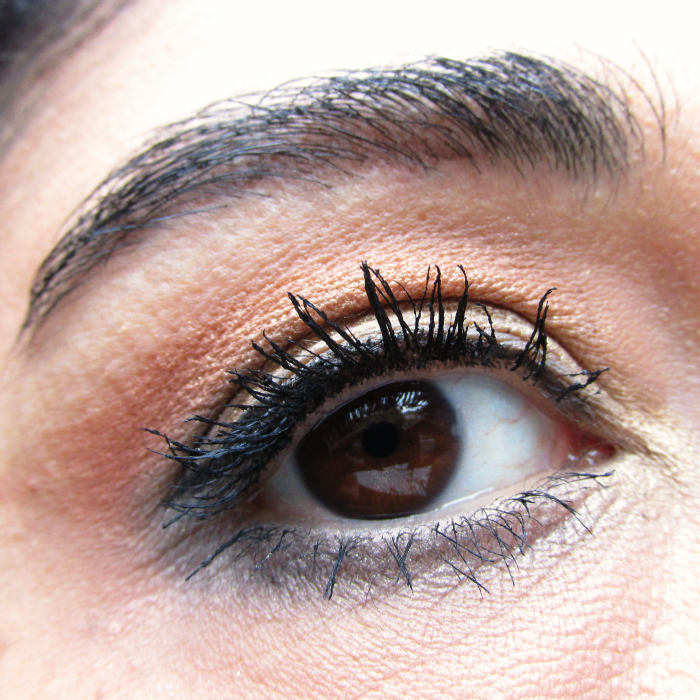 Review, AMU, Eye makeup, EOTD glo minerals Eye Shadow Quad Spellbound