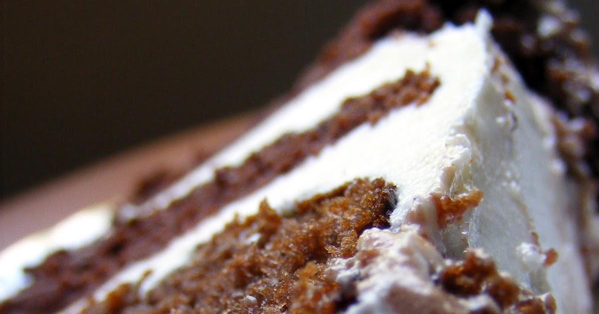 No Bake Ding Dong Cake
