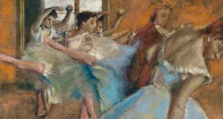 Edgar Degas - Tänzerinnen