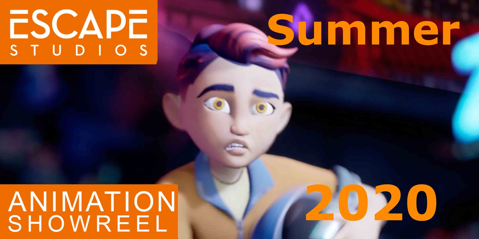 Summer 2020 Animation Reel