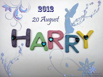 Harry August 20 2012