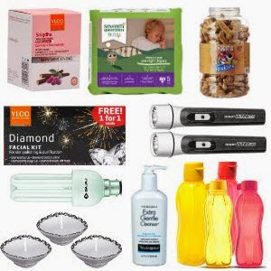 Amazon: Buy Neutrogena Cleanser 200ml, Eveready Durolite LED Torch Pack of 2, JSB HF36 Foot Spa Massager, Orpat Beep Alarm Clock & more