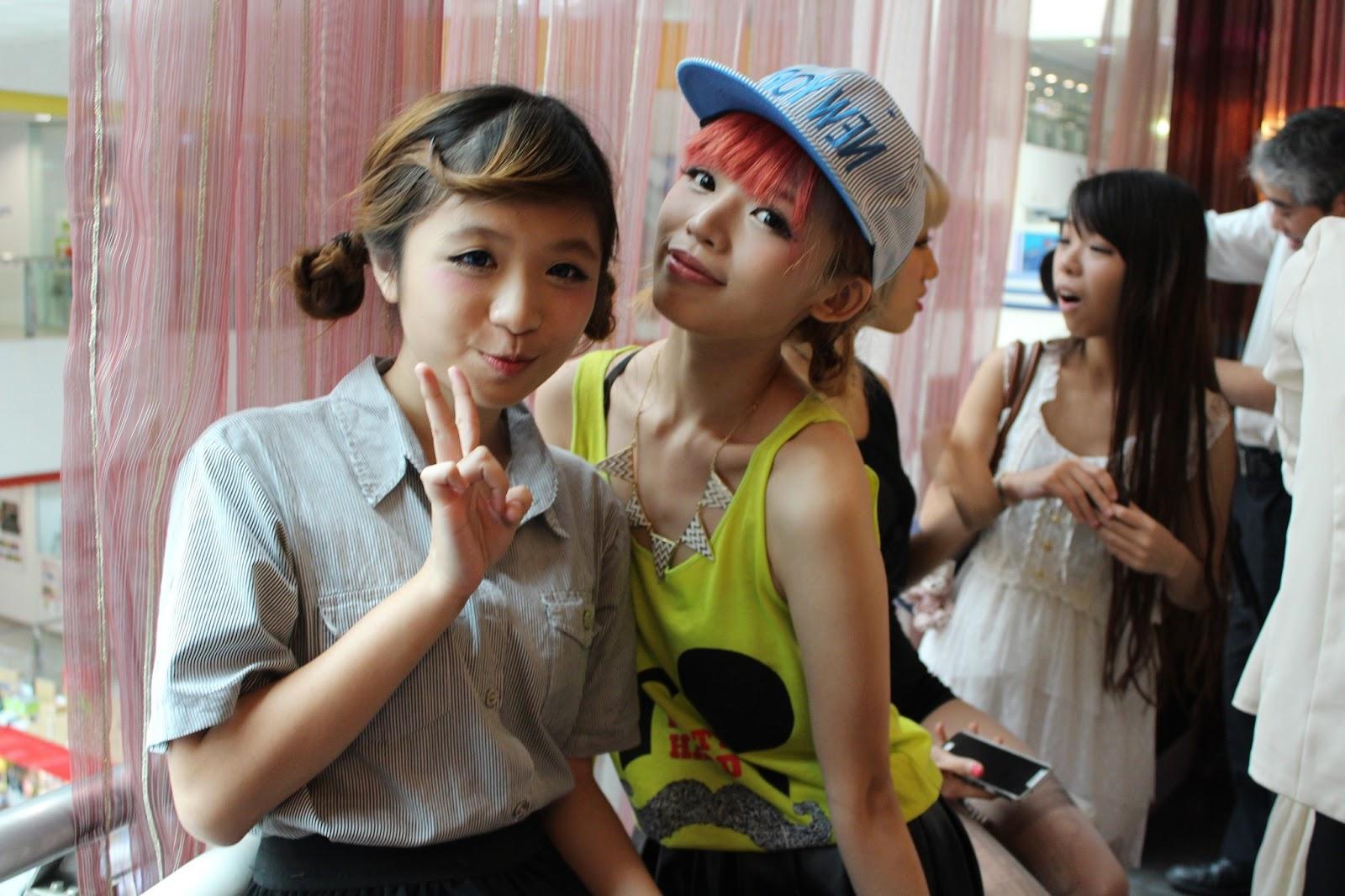 Event Shibuya Gals SG Shibuhara Makeover