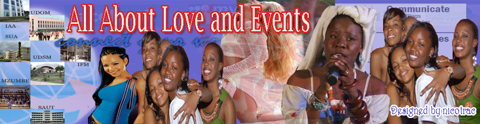 LOVE AND EVENTS SITE