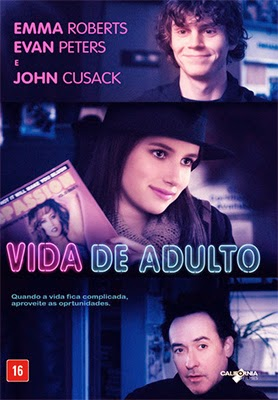 Filme Poster Vida de Adulto DVDRip XviD Dual Audio & RMVB Dublado