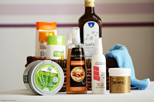 Aktualna pielęgnacja włosów