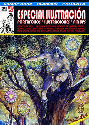 COMIC-BOOK CLASSICS PRESENTA EXTRA #2
