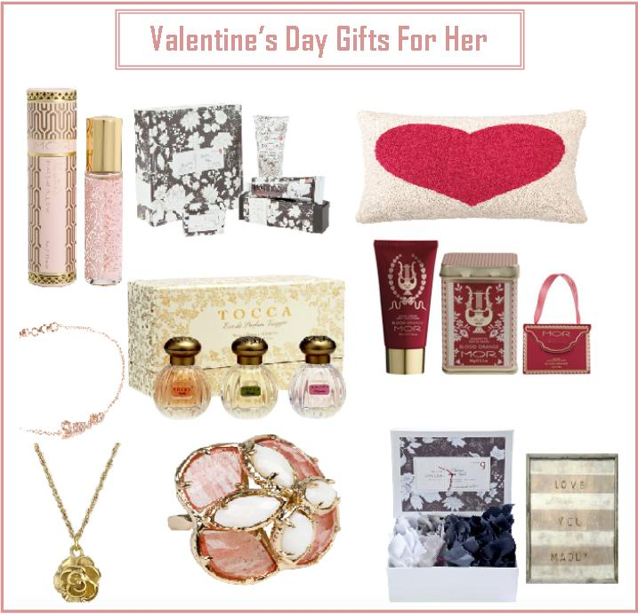 10 Fabulous Valentines Day Gifts For Her.