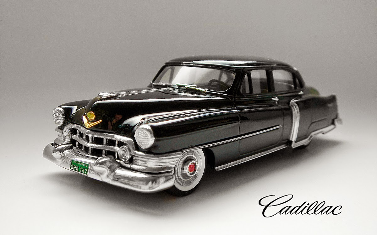 American Icons 1 43 Collection 1952 Cadillac Series 62 4