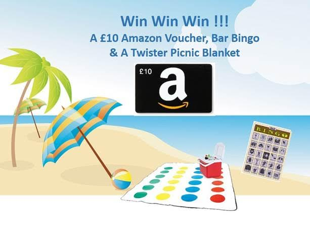 beach essentials giveawAy