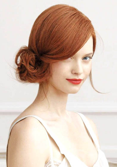 Celebrity Hairstyle Trend: Sloppy Side Buns | StyleCaster