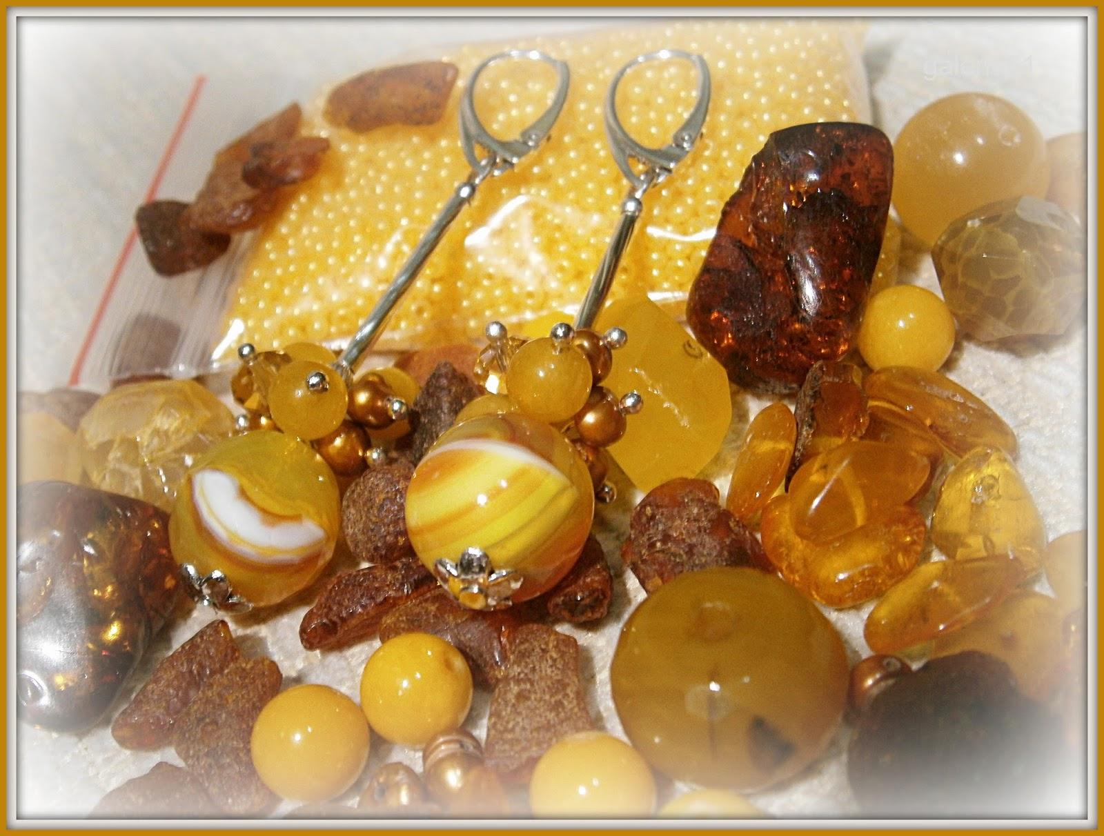 kolczyki - kamienie, perły, svarowski, szkło, srebro