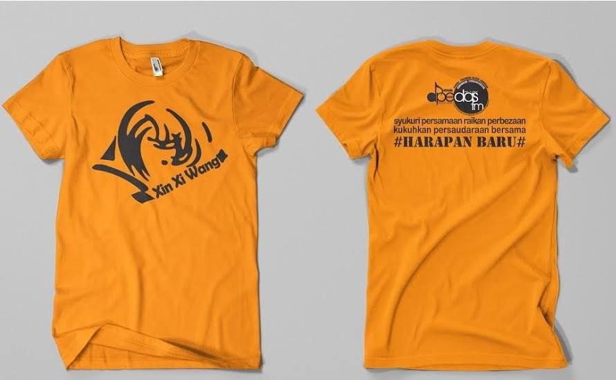 Tshirt Edisi #harapanbaru
