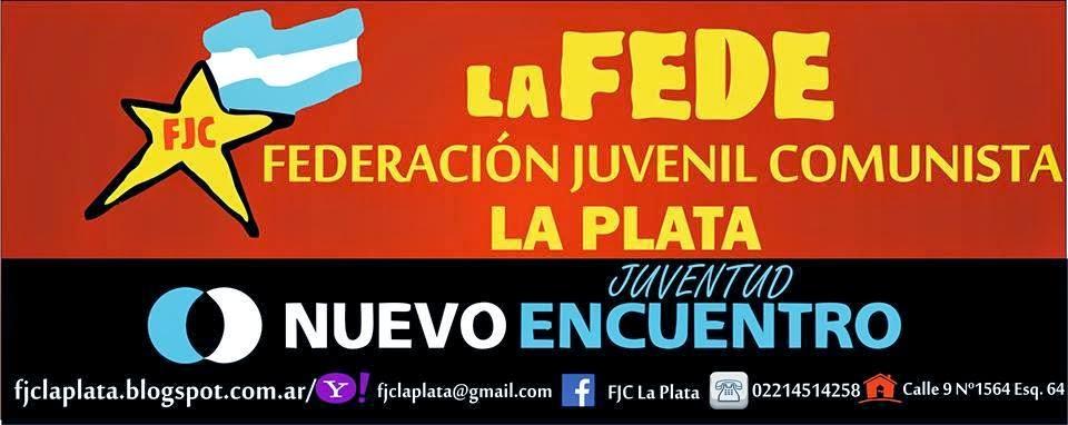 Federación Juvenil Comunista - La Fede La Plata