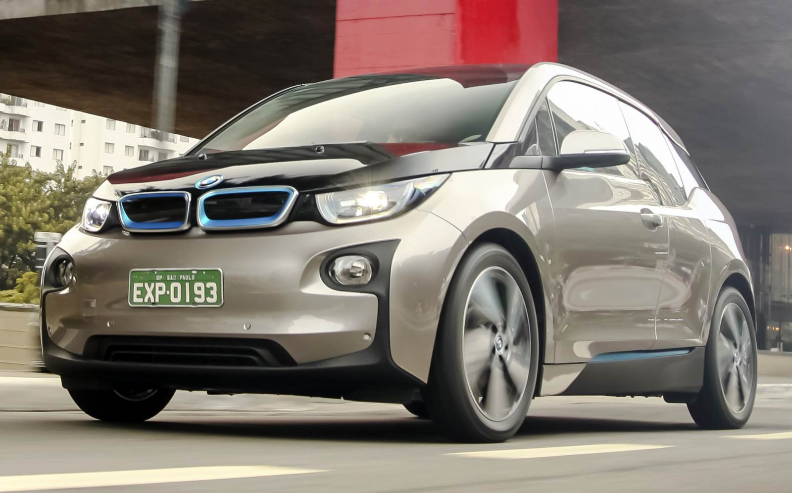 BMW i3 - São Paulo