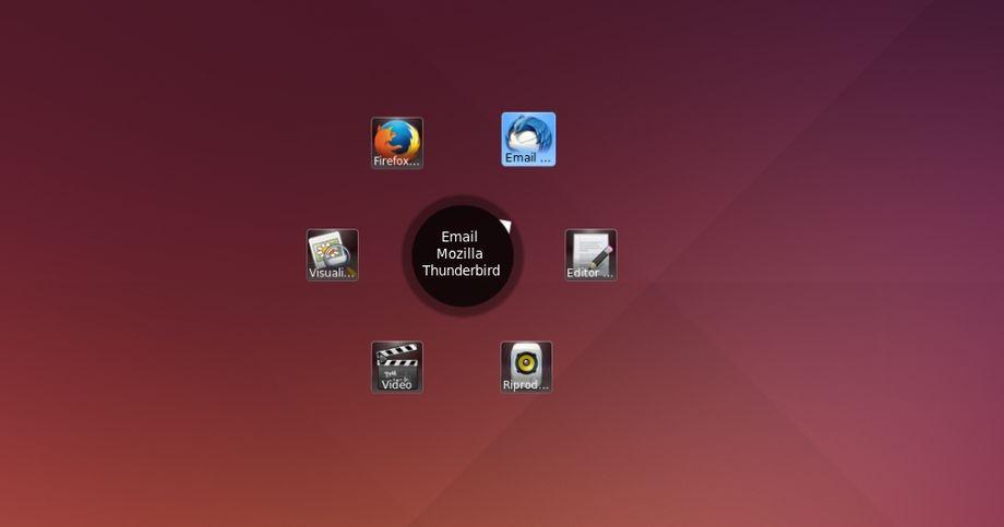 Gnome-Pie in Ubuntu