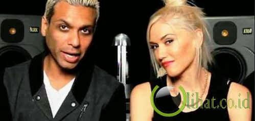Gwen Stefani dan Tony Kanal