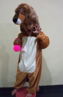 KSB-016 Kostum singa