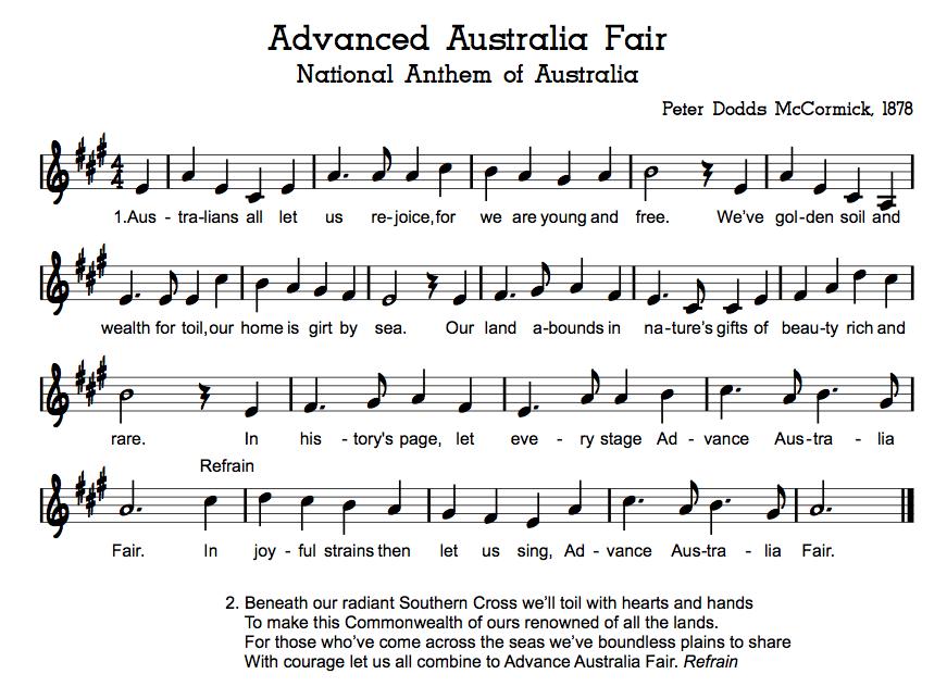 south african national anthem lyrics pdf