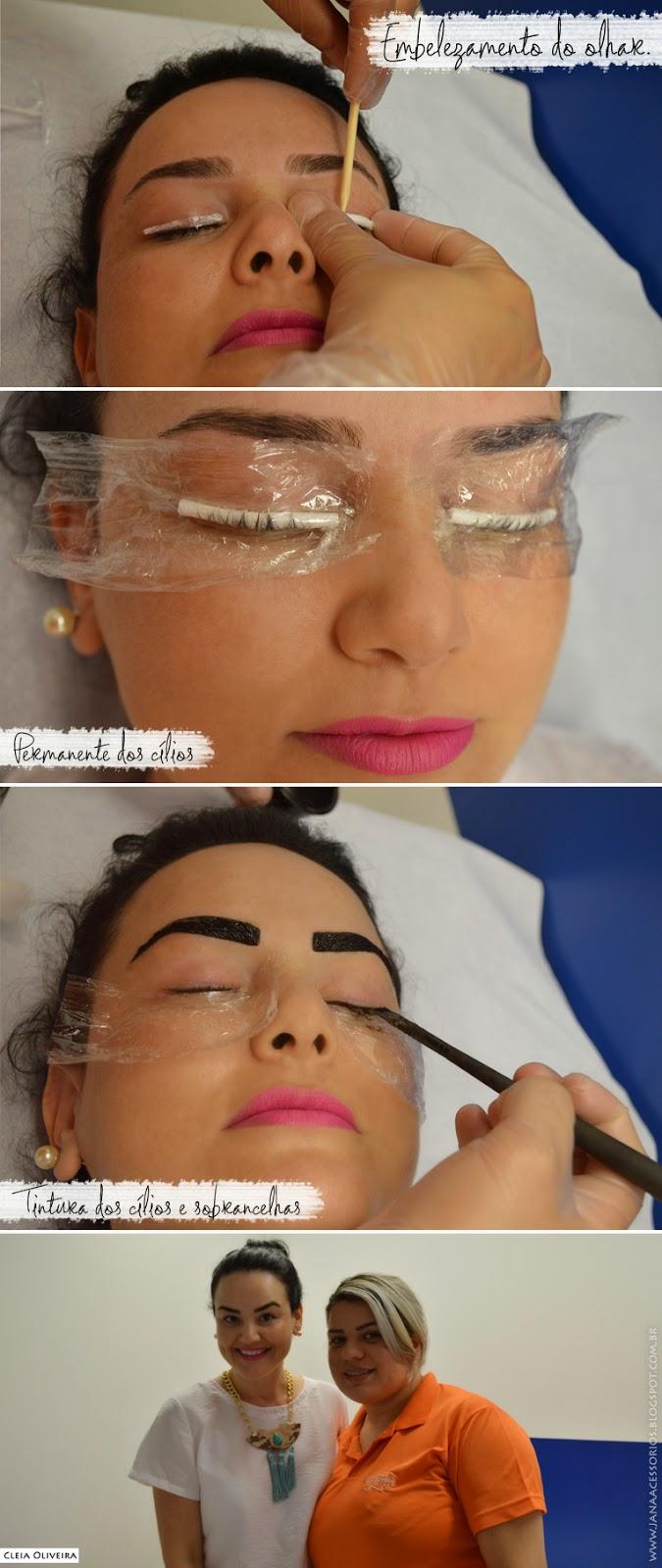 Cia do pelo, joinville, blog da jana, jana, blogueira, design, sobrancelha, tintura, permanente, cílios, Embelezamento do olhar