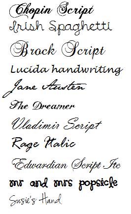 Download Cricut Craft Room Fonts Free