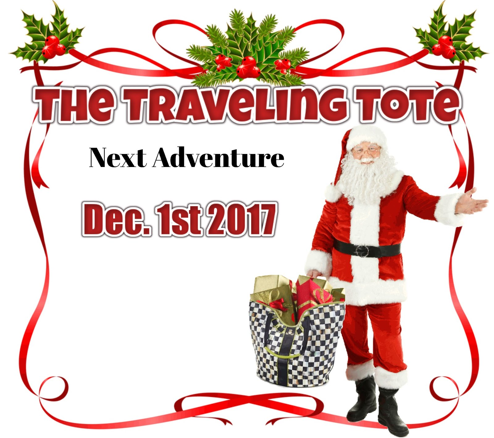 The Traveling Tote