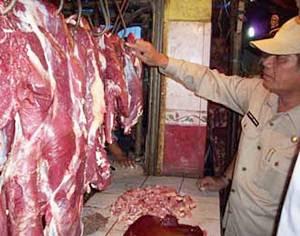 Ciri Daging Sapi Gelonggongan