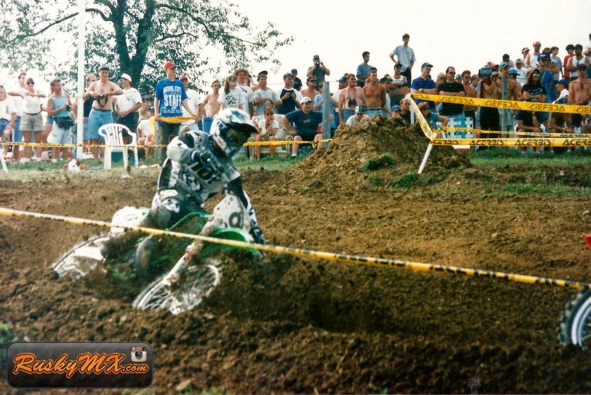 Ryan Hughes Steel City 1997